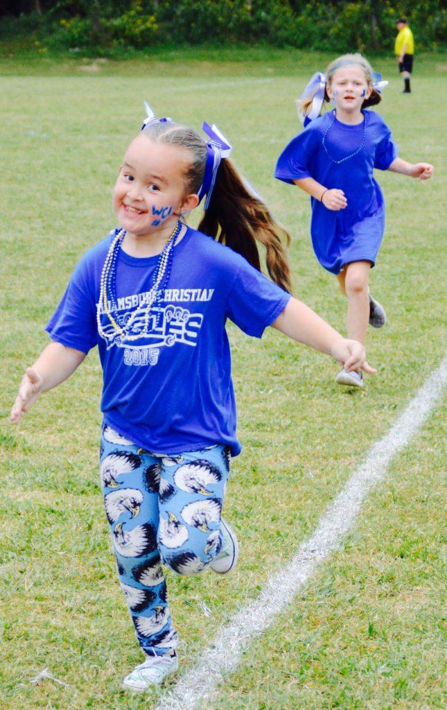 Pearson running